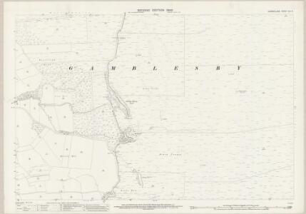Cumberland XLI.9 (includes: Glassonby) - 25 Inch Map