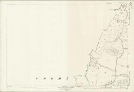 Wiltshire LI.5 (includes: Corsley; Selwood) - 25 Inch Map