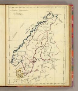 Sweden, Denmark, Norway