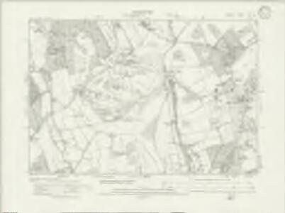 Surrey XIX.SW - OS Six-Inch Map