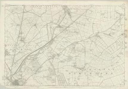 Yorkshire 277 - OS Six-Inch Map