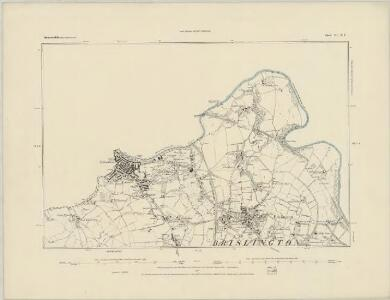 Somerset VI.NW - OS Six-Inch Map
