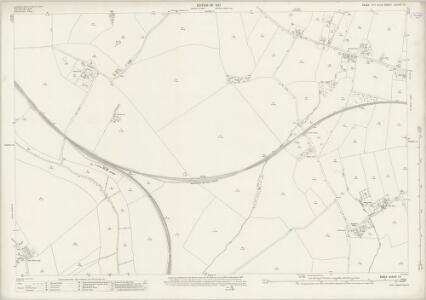 Essex (New Series 1913-) n XXXIX.15 (includes: Frinton and Walton; Little Clacton; Thorpe Le Soken) - 25 Inch Map