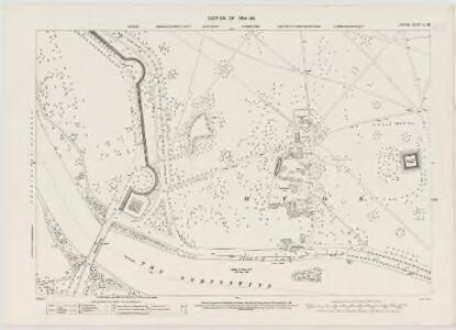 London VI.80 - OS London Town Plan