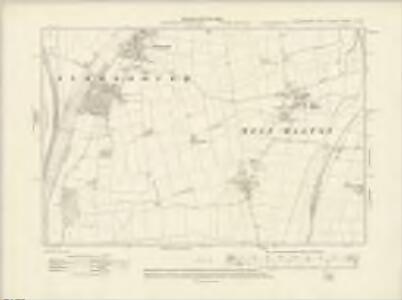 Lincolnshire V.SE - OS Six-Inch Map