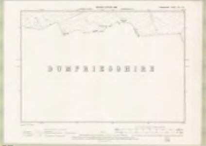 Lanarkshire Sheet XLV.SE - OS 6 Inch map