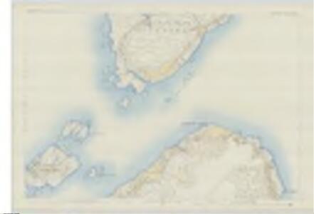 Argyll and Bute, Sheet CLXXXVI.5 (Kilchoman) - OS 25 Inch map