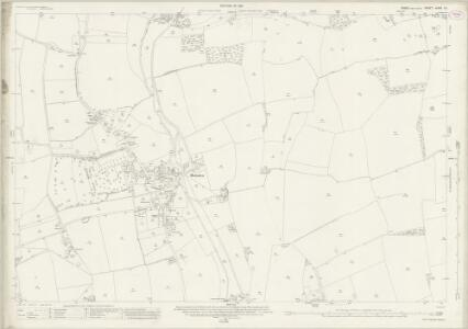 Essex (New Series 1913-) n XXIII.10 (includes: Manuden; Stanstead Mountfitchet; Ugley) - 25 Inch Map