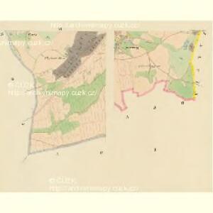 Preitenstein - c1401-1-001 - Kaiserpflichtexemplar der Landkarten des stabilen Katasters