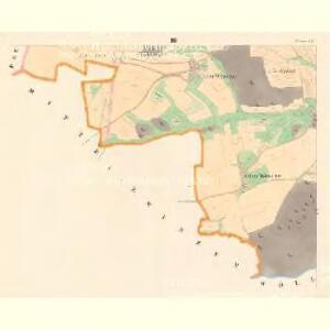 Rzimau - c6721-1-003 - Kaiserpflichtexemplar der Landkarten des stabilen Katasters