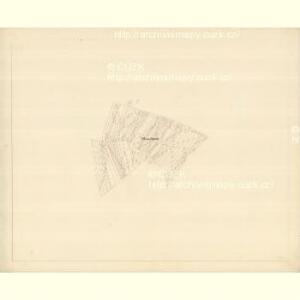 Zlabings - m2780-1-009 - Kaiserpflichtexemplar der Landkarten des stabilen Katasters