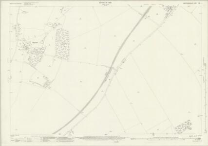 Hertfordshire VIII.1 (includes: Ashwell; Bygrave; Wallington) - 25 Inch Map