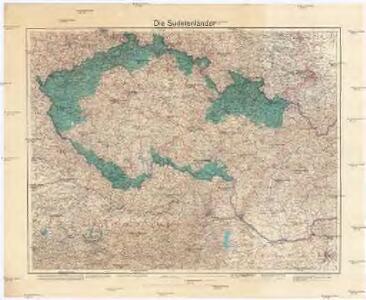 Die Sudetenländer