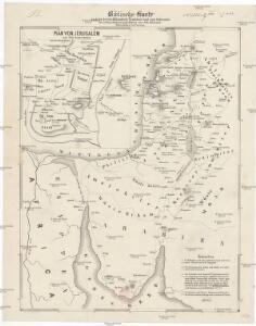 Biblische-Karte