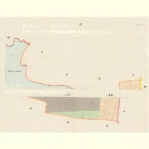 Zablat - c9004-1-002 - Kaiserpflichtexemplar der Landkarten des stabilen Katasters