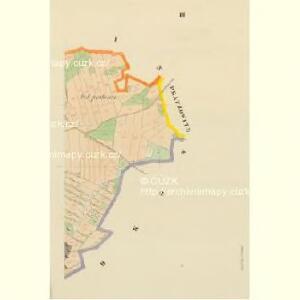 Makarow - c4354-1-003 - Kaiserpflichtexemplar der Landkarten des stabilen Katasters