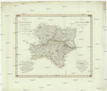 Charte von Oesterreich unter den Enns