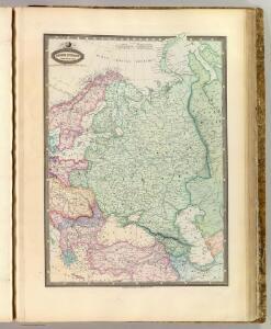 Russie d'Europe, Transcaucasie.