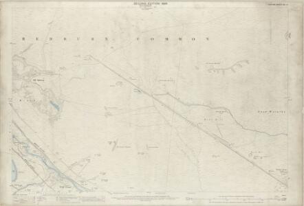 Durham XVI.14 (includes: Hunstanworth; Stanhope) - 25 Inch Map