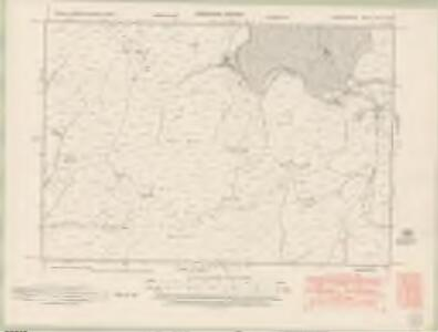 Dumfriesshire Sheet XXXV.SW - OS 6 Inch map