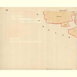 Hafnerluden - m1637-1-008 - Kaiserpflichtexemplar der Landkarten des stabilen Katasters