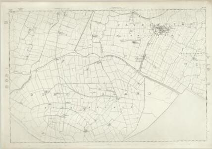 Yorkshire 256 - OS Six-Inch Map