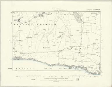 Dorset LIV.NW - OS Six-Inch Map