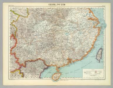 China, Flle. Sud.