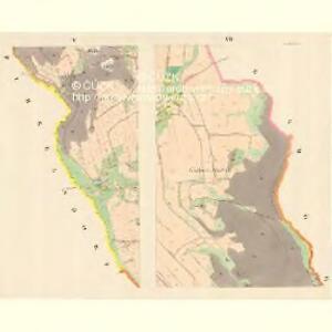 Alt Moletein (Moletin Stary) - m2870-1-005 - Kaiserpflichtexemplar der Landkarten des stabilen Katasters