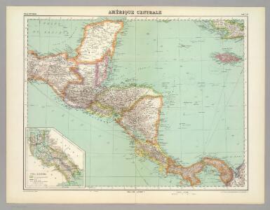 Amerique Centrale.