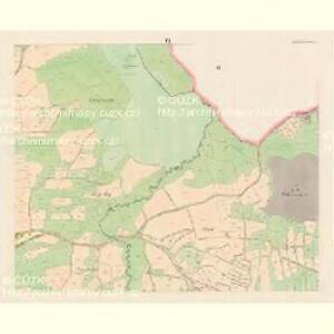 Eisendorf - c9392-2-004 - Kaiserpflichtexemplar der Landkarten des stabilen Katasters