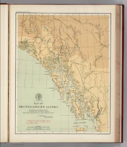 Facsimile:  Southeastern Alaska.