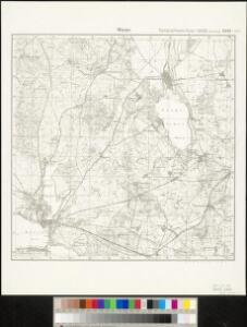 Meßtischblatt 2442 : Waren, 1932