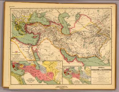 Imperia Persarum et Macedonum.