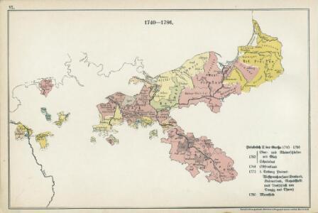 VI. 1740 - 1786