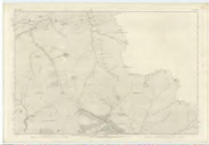 Inverness-shire (Mainland), Sheet LXIII - OS 6 Inch map