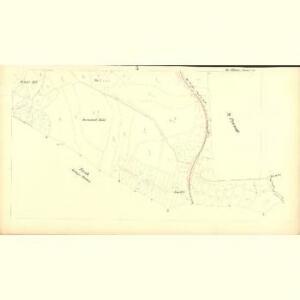 Vollmau Ober - c2039-1-007 - Kaiserpflichtexemplar der Landkarten des stabilen Katasters