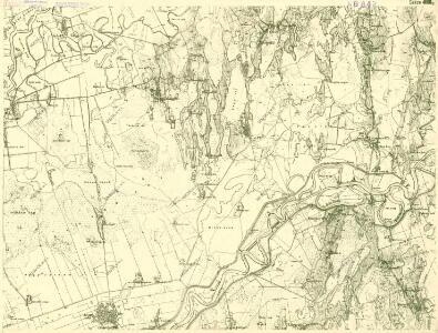 III. vojenské mapování 4668/3