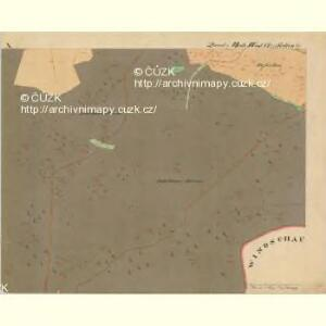 Schiltern - m3059-1-010 - Kaiserpflichtexemplar der Landkarten des stabilen Katasters
