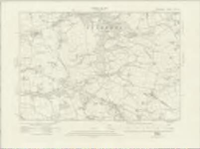 Glamorgan XIV.SE - OS Six-Inch Map