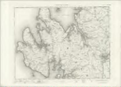 Portree - OS One-Inch map