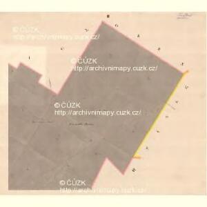 Rzimnitz - m2684-1-002 - Kaiserpflichtexemplar der Landkarten des stabilen Katasters