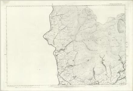 Yorkshire XXXIV - OS Six-Inch Map