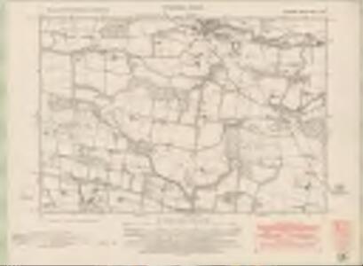 Fife and Kinross Sheet XXXIII.SW - OS 6 Inch map