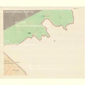 Göding (Hodonin) - m0741-1-017 - Kaiserpflichtexemplar der Landkarten des stabilen Katasters