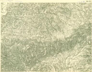 III. vojenské mapování 4363/1