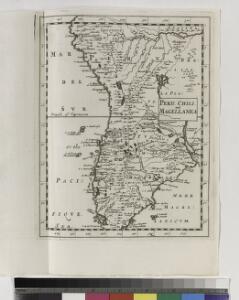 Peru, Chili and Magellanica.