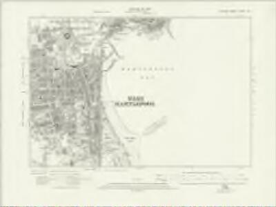 Durham XXXVII.SE - OS Six-Inch Map