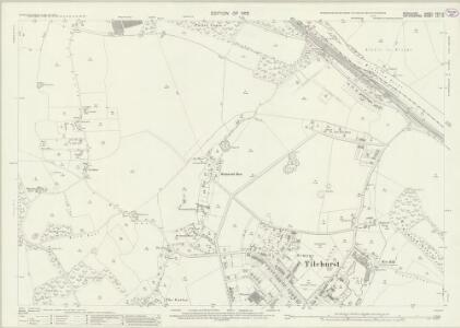 Berkshire XXIX.13 (includes: Mapledurham; Purley; Reading; Tilehurst) - 25 Inch Map