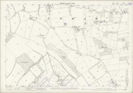 Kent XXVIII.9 (includes: Orpington; Tatsfield) - 25 Inch Map